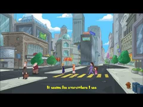 Phineas and Ferb -  Extra-Ordinary Lyrics