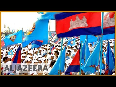 🇰🇭 Cambodia's banned opposition party calls election a 'sham' | Al Jazeera English