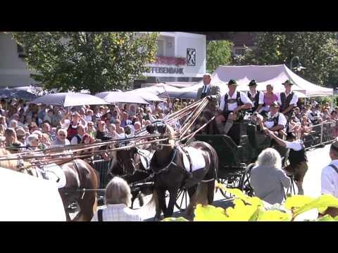 Pferdekutschengala 2011