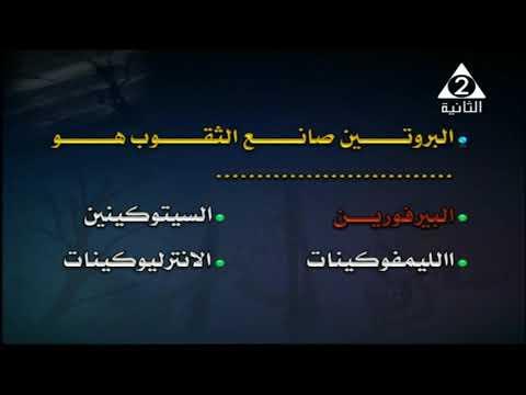 أحياء 3 ثانوي ( مراجعة شاملة على الباب الاول ) أ عصام حنفي 26-03-2019