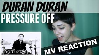 "Duran Duran - ""Pressure Off"" MV REACTION *Special Video!*"