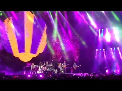 Coldplay - Every Teardrop Is A Waterfall - São Paulo, Brazil, 2016