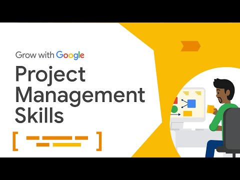 Skills You Need to be a Project Manager | Google Project ... - YouTube