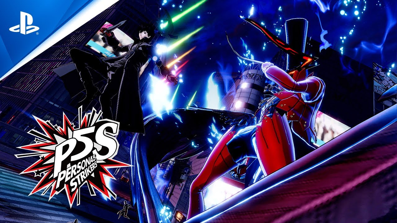 Free hearts across Japan with the Phantom Thieves in Persona 5 Strikers, out next week on PS4