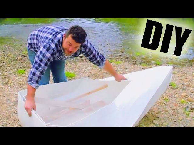 How to Make • Foldable Kayak