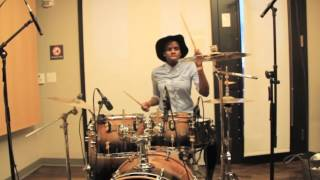 Sinach   The Name Of Jesus   Drum Cover