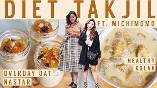TAKJIL MANIS BUAT DIET - FT. MICHIMOMO Video thumbnail