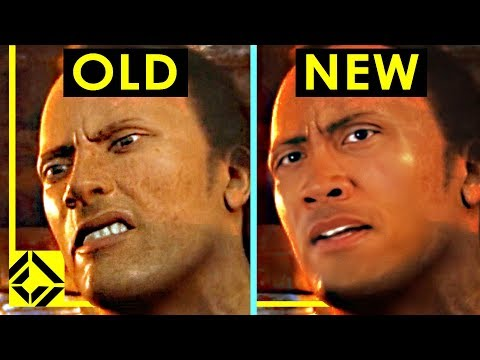 Youtubers fix The Mummy Returns Scorpion King cgi