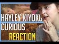 "Hayley Kiyoko ""Curious"" MV (REACTION)"