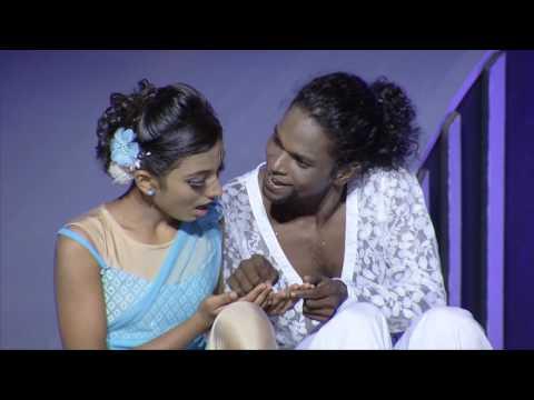 D3 D 4 Dance I Ann Mary & Vineesh - Sree Raaghamo I Mazhavil Manorama