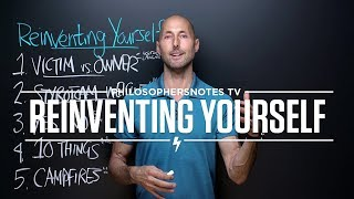 Reinventing Yourself<br> Steve Chandler