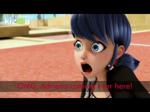 Download New Girl Part 1 Miraculous Ladybug Video 3GP Mp4 FLV HD Mp3