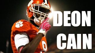 Deon Cain    Deep Threat    Clemson Highlights