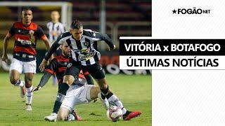 LIVE | Vitória x Botafogo | 27ª rodada da Série B-2021 | Últimas notícias 📰🔥
