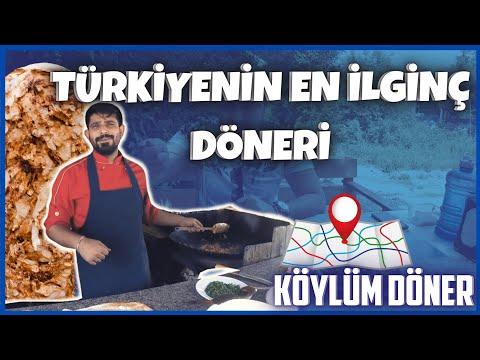 Türkiyenin en İlginç Döneri