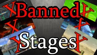 Every Smash Ultimate Stage and Why It's Banned #1 (Analysis)