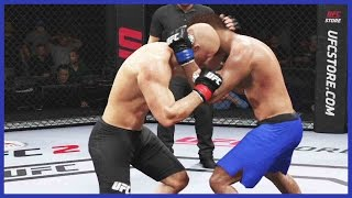 THE CHAT HAS SPOKEN!! - UFC 2 Gameplay