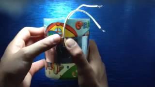 Kondansatör (Sığaç) Yapımı (Kolay Fizik Projesi) 2