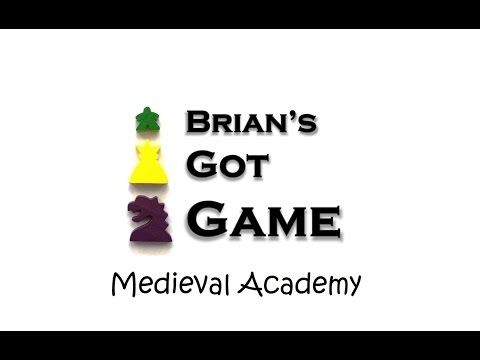 Brian's Got Game - Medieval Academy Review