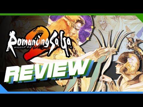 Romancing SaGa 2 Review video thumbnail