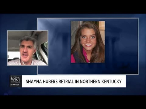 Aaron Keller Reports from the Shayna Hubers Retrial on Law & Crime Network 08/17/18