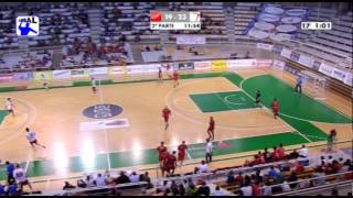 preview picture of video 'BM. Huesca 26 - Natuhouse La Rioja 33'