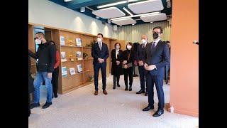 """Отварање на """"Европска куќа"""" во Крива Паланка"""