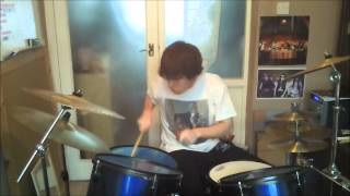 WHO DO WE THINK WE ARE - JOHN LEGEND FEAT. RICK ROSS Drum Cover