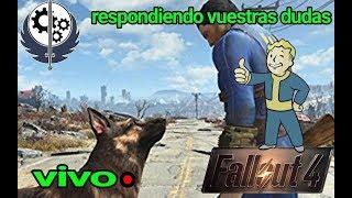 fallout 4-RESPONDIENDO A VUESTRAS DUDAS(Y DESAFIOS)