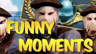 CS GO FUNTAGE - Global Elite Adventures & Funny Moments #9