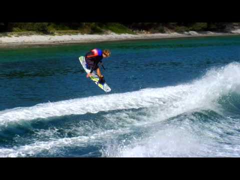 Sam Brown Worlds Best 10 Year Old Wakeboarder Suncruiser