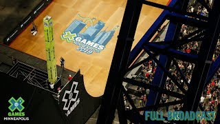 REPLAY: The Real Cost BMX Big Air | X Games Minneapolis 2019