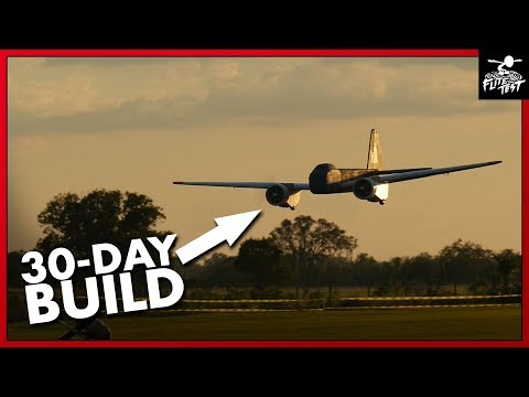 30day-build-challenge-12foot-wwii-german-bombers--flite-test
