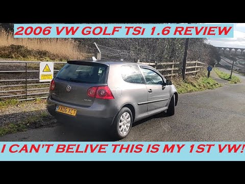 2006 VW GOLF MK5 1.6 FSi - REVIEW AND THOUGHTS