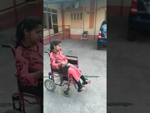 Rear Wheel Drive Powered Wheelchair