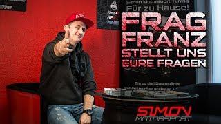 Frag Franz |  Ihr habt gefragt wir antworten  | SimonMotorSport | #374