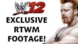 WWE '12: Road To WrestleMania Gameplay