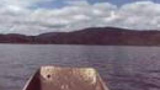preview picture of video 'Canoing on Lake Bunyonyi'