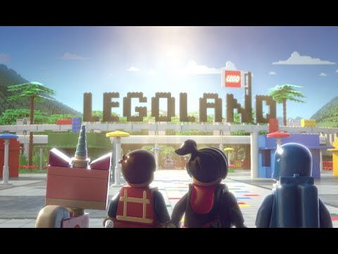 The LEGO® 4D Movie Theatre