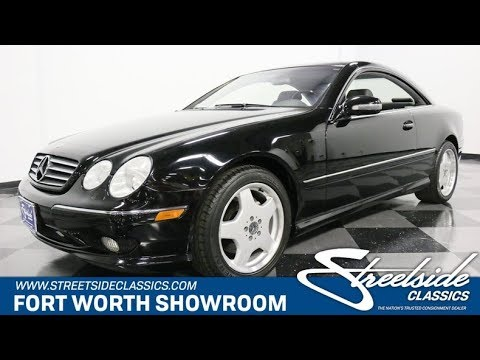 Video of '02 CL500 - PBRE