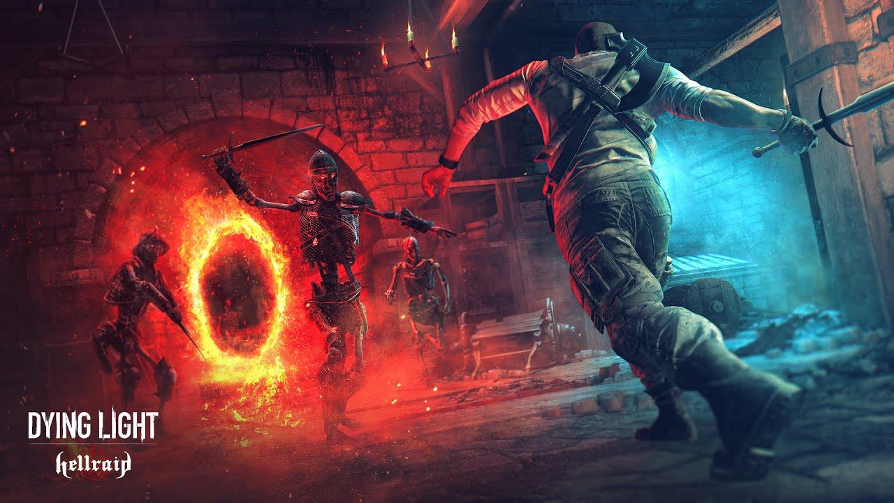 Анонсирующий трейлер игры Dying Light: Hellraid