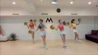 【 Demo】Happy boys & girls Choreography Sweet HOT-Yumi