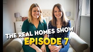 Storage Ideas For Kitchens And Bedrooms, Plus Money Saving Tips: Real Homes Show Ep.7