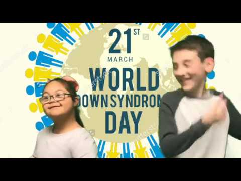 Watch video Karcyn and Brett #WDSD18