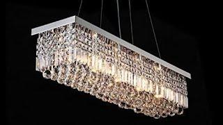 LUXURY LIGHTING HOME DESIGN - LIVING ROOM CHANDELIER - LUXURY CHANDELIER LIGHT DESIGN.