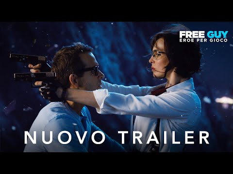 Free Guy – Eroe per gioco – Il trailer ufficiale italiano #2