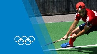 Olympic Hockey - How to attack & defend a 'Short Corner'