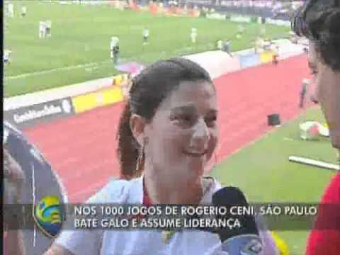 HUMOR: São-paulina canta música do Corinthians