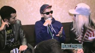 The Ting Tings on 'The Ralphie Radio Show' Part 5: 'In Your Life'