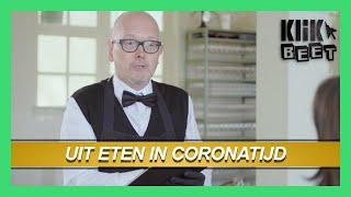 Uit eten in coronatijd   Klikbeet